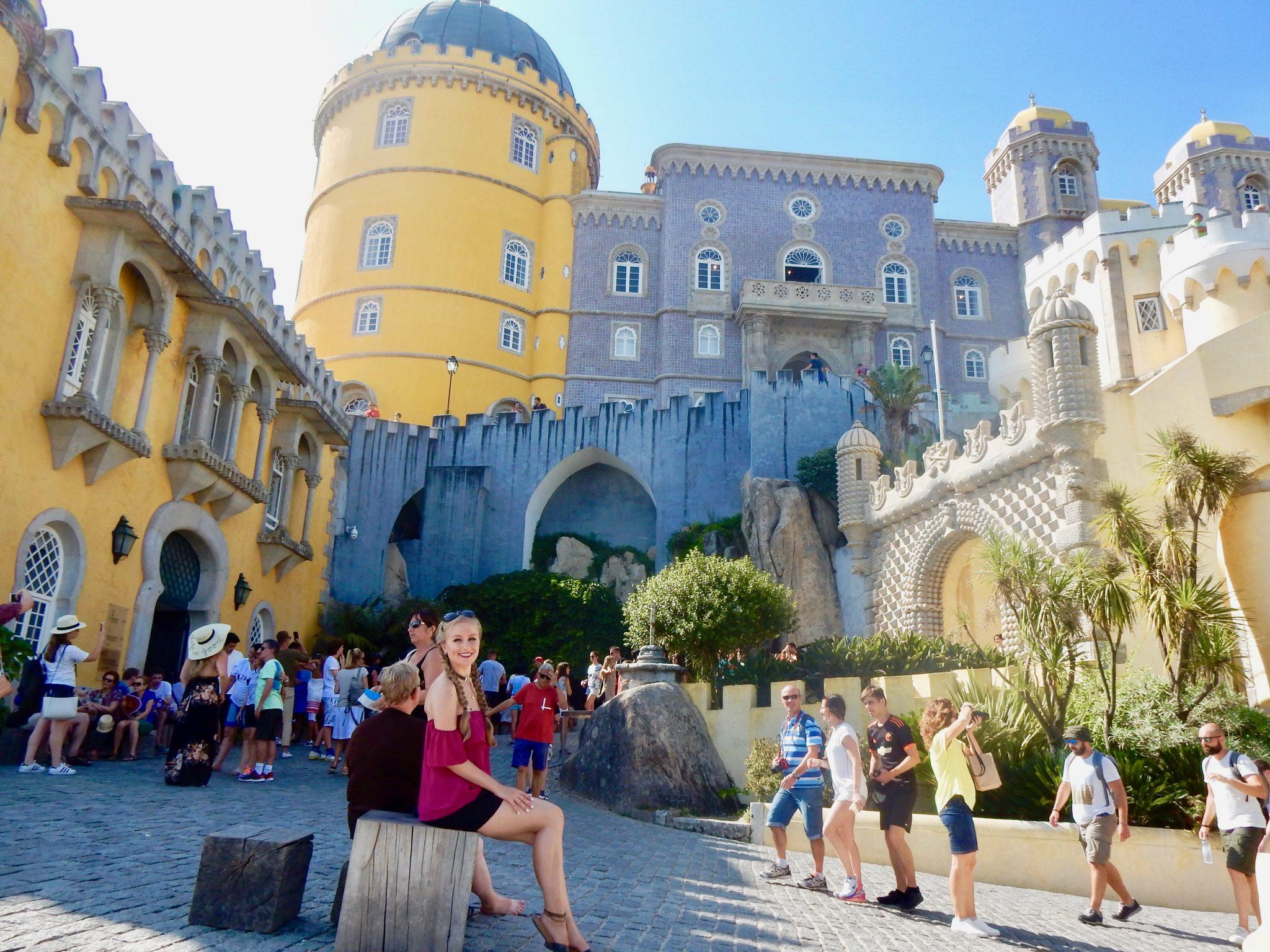 Sintra: Palácio da Pena (UNESCO Weltkulturerbe)