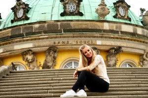 Potsdam: Schloss Sanssouci