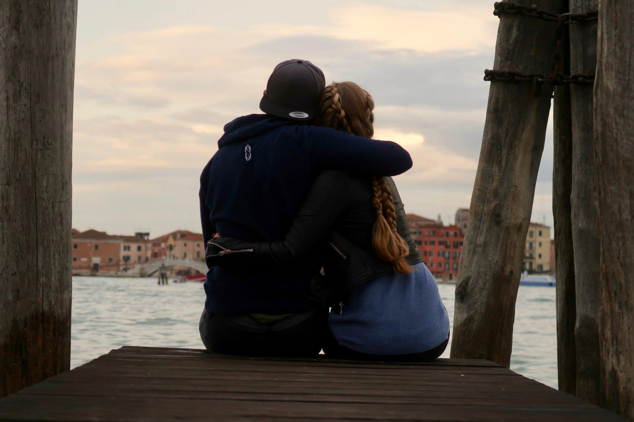 Venedig: Matthias und ich haben unseren Venedig Aufenthalt sehr genossen