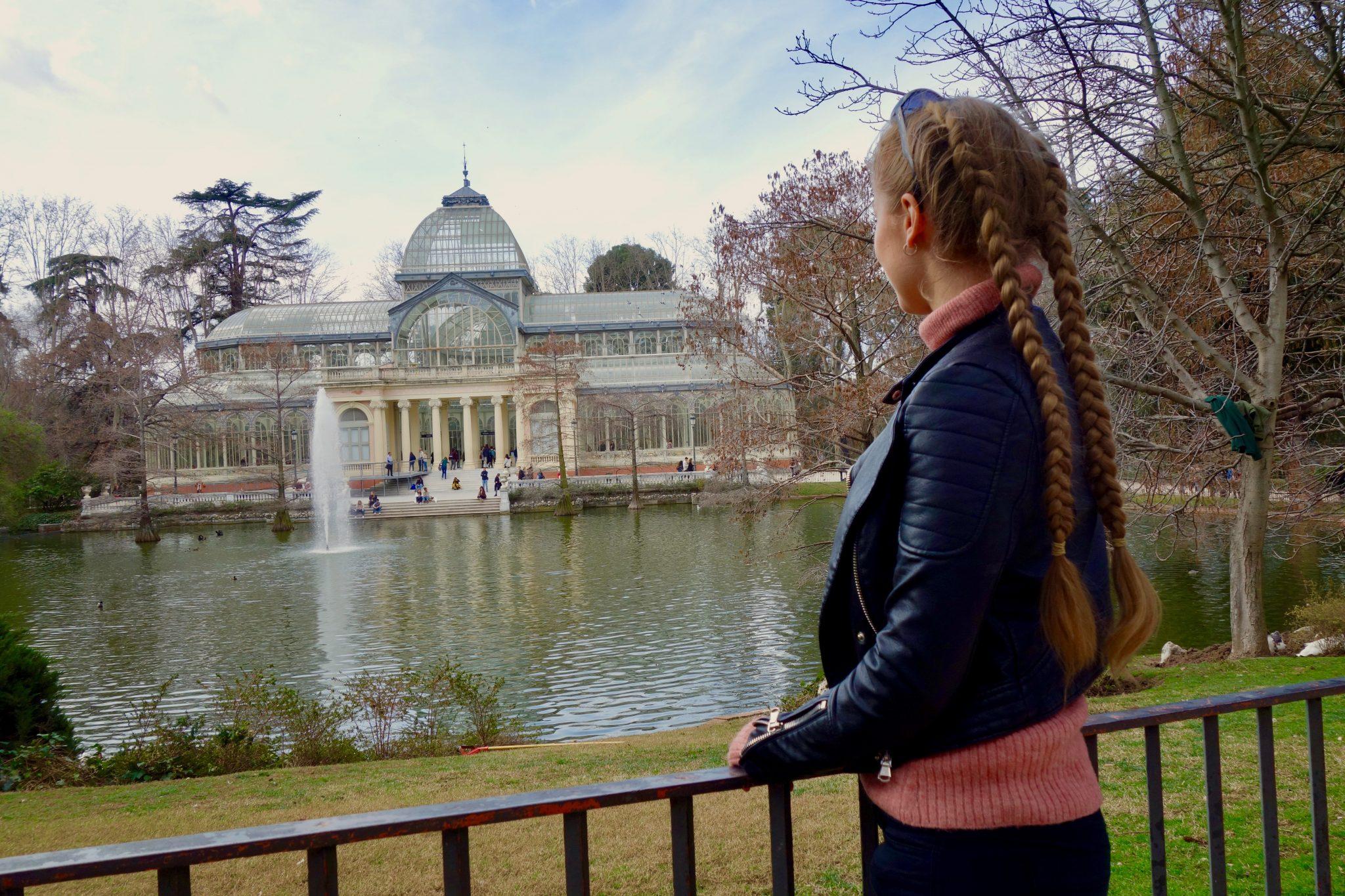 Madrid: Park Retiro (der schönste & beliebteste Park der Stadt)