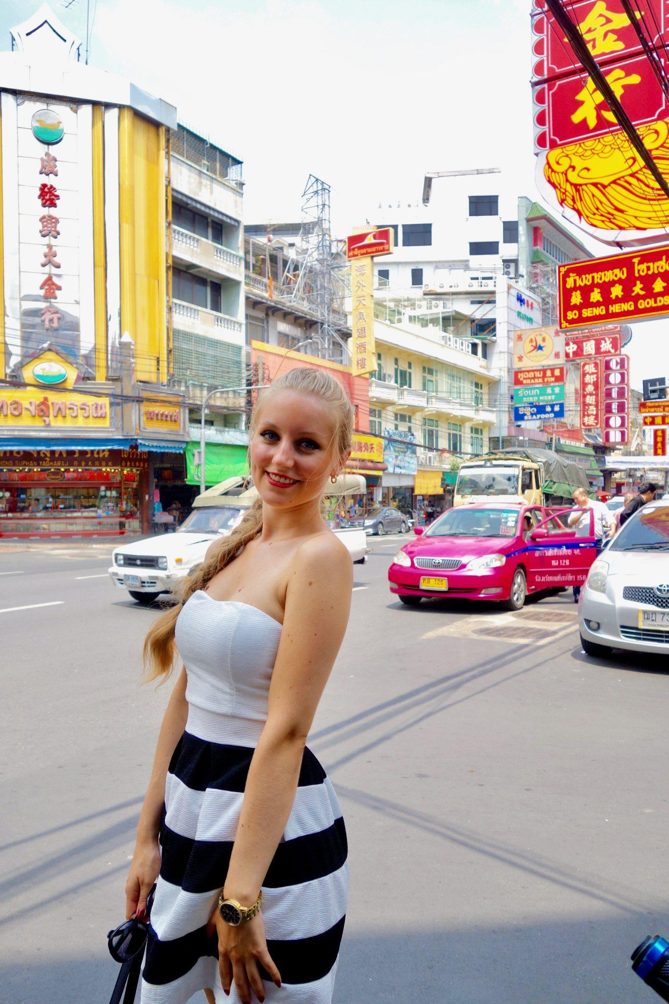 Thailand, Bangkok, Chinatown: ... ein sehr bekannter und interessanter Stadtteil!