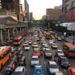 Bangkok – Verkehrsmittel: Warum du im Straßenverkehr Bangkoks Selbstmord begehst!