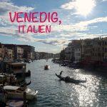 Gondel fahren in Venedig: teuerer, romantischer Spaß