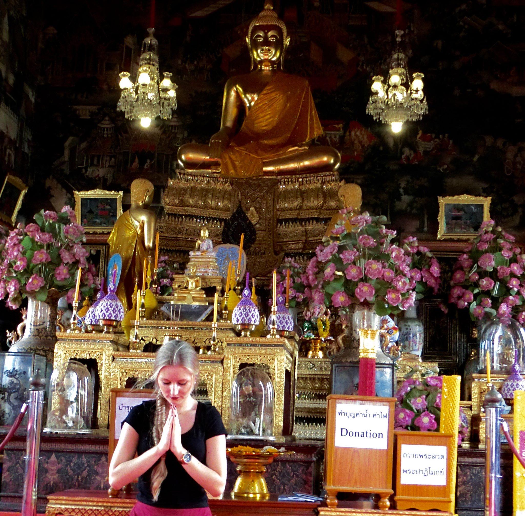 Thailand, Bangkok: Wat Arun