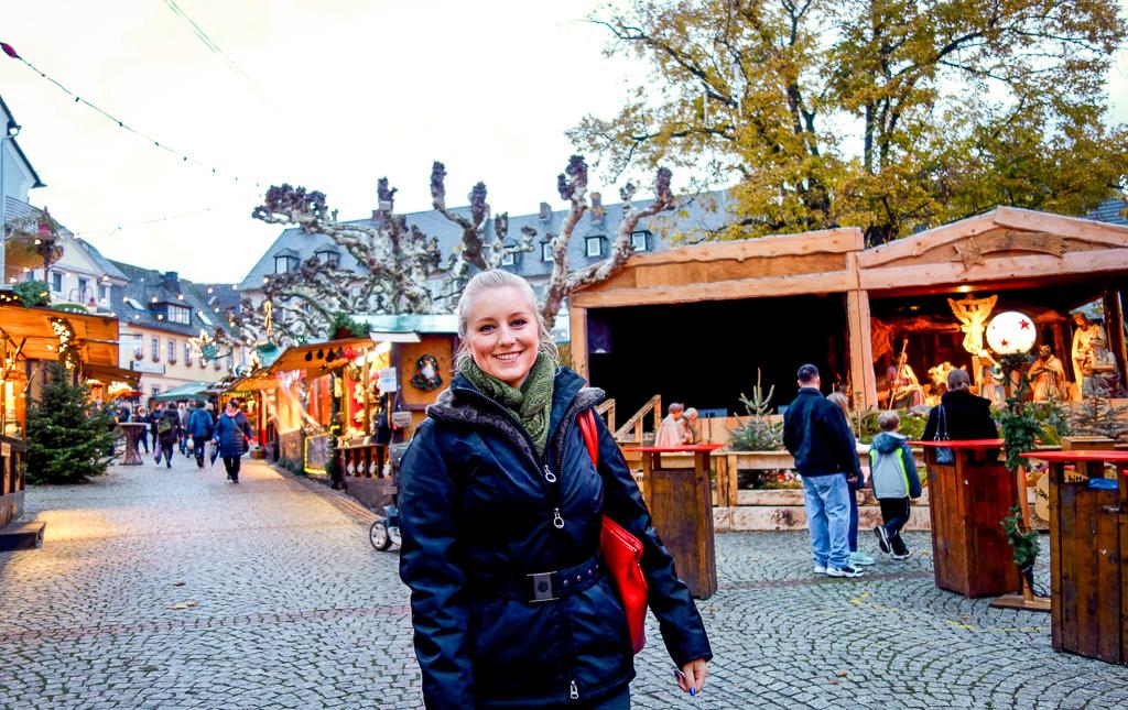 Rüdesheim, Weihnachtsmarkt der Nationen