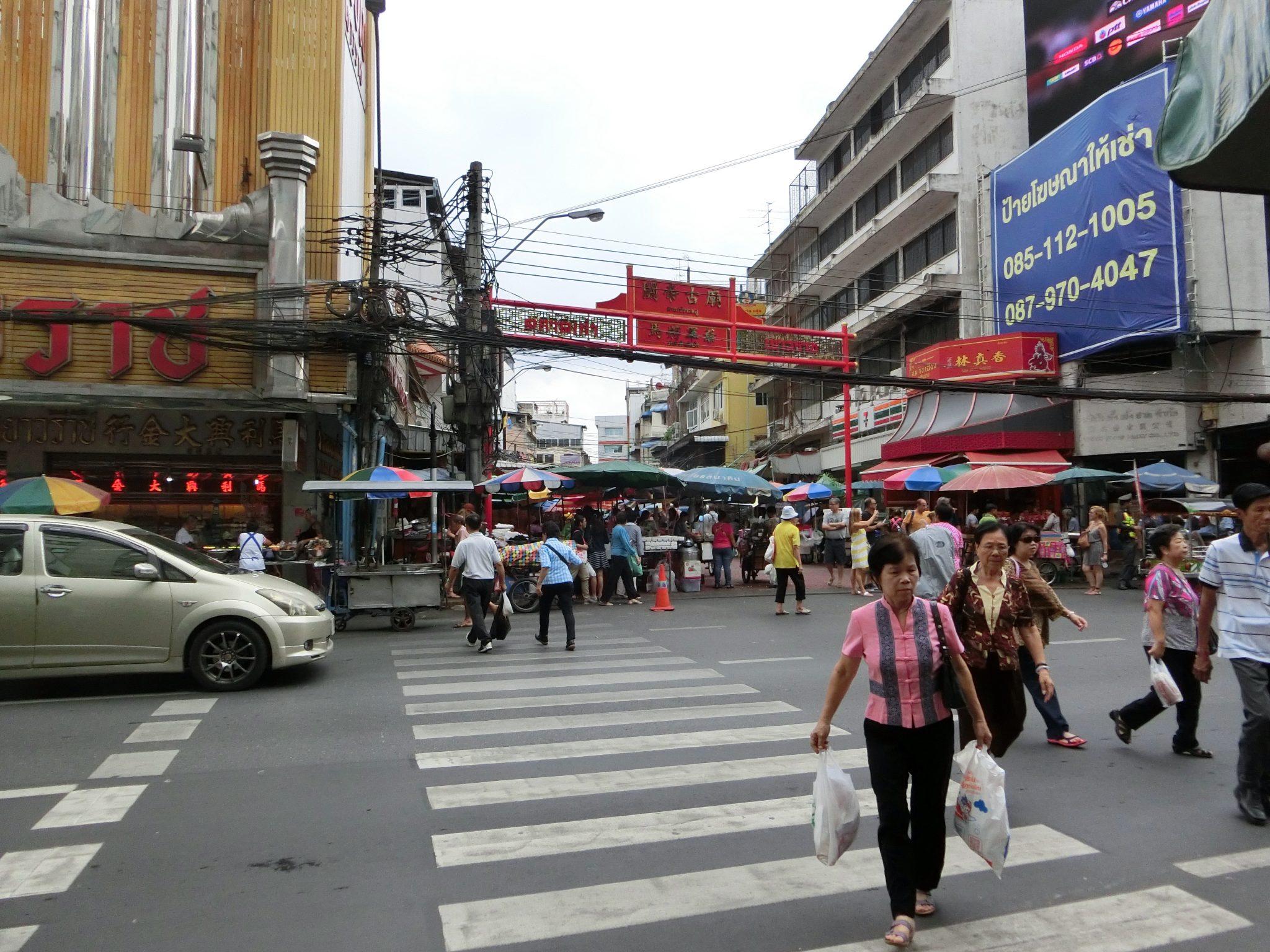 Thailand, Bangkok, Chinatown: Ein wirklich außergewöhnliches Stadtviertel mitten in Bangkok!