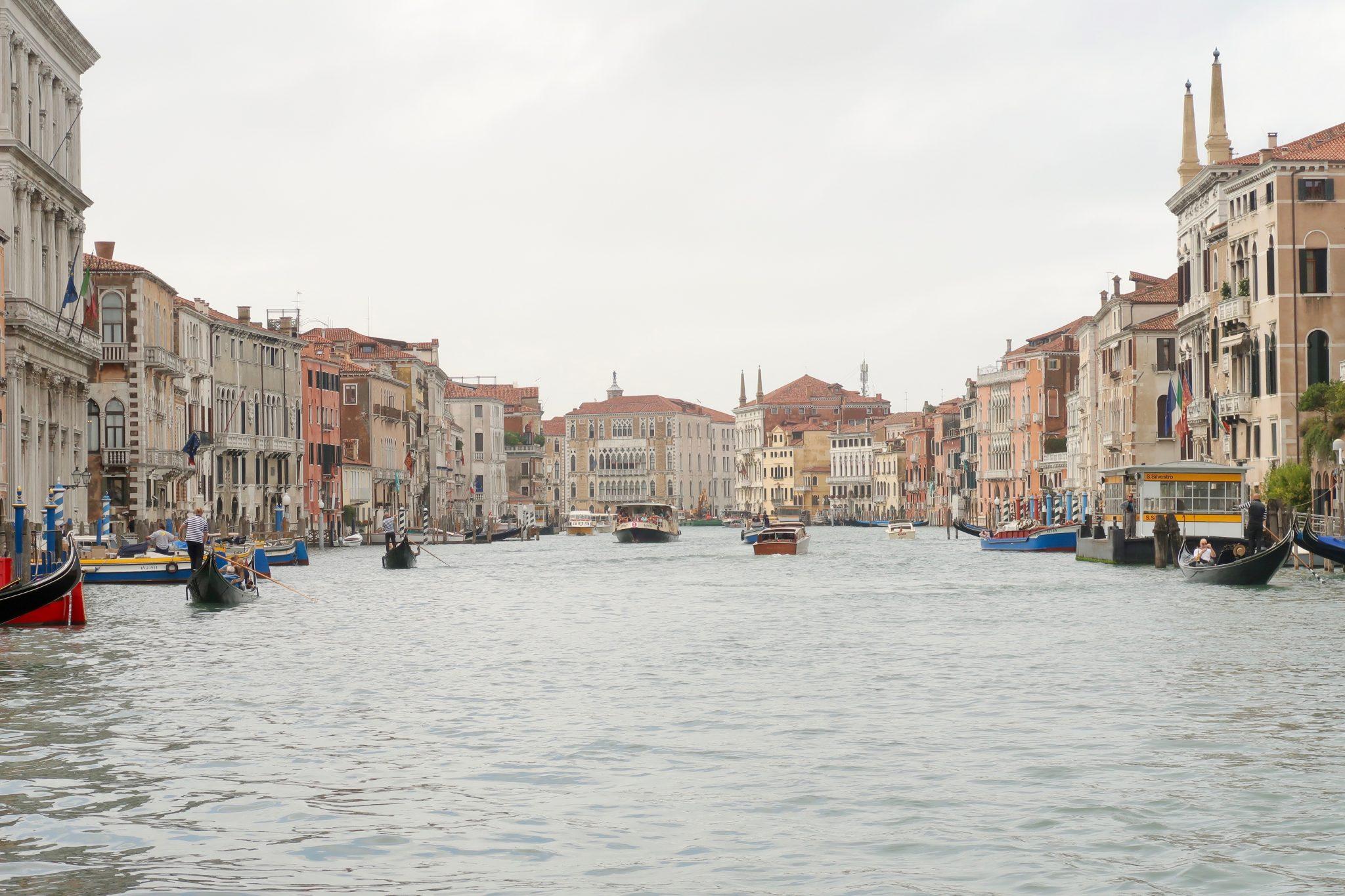 Venedig: Canal Grande