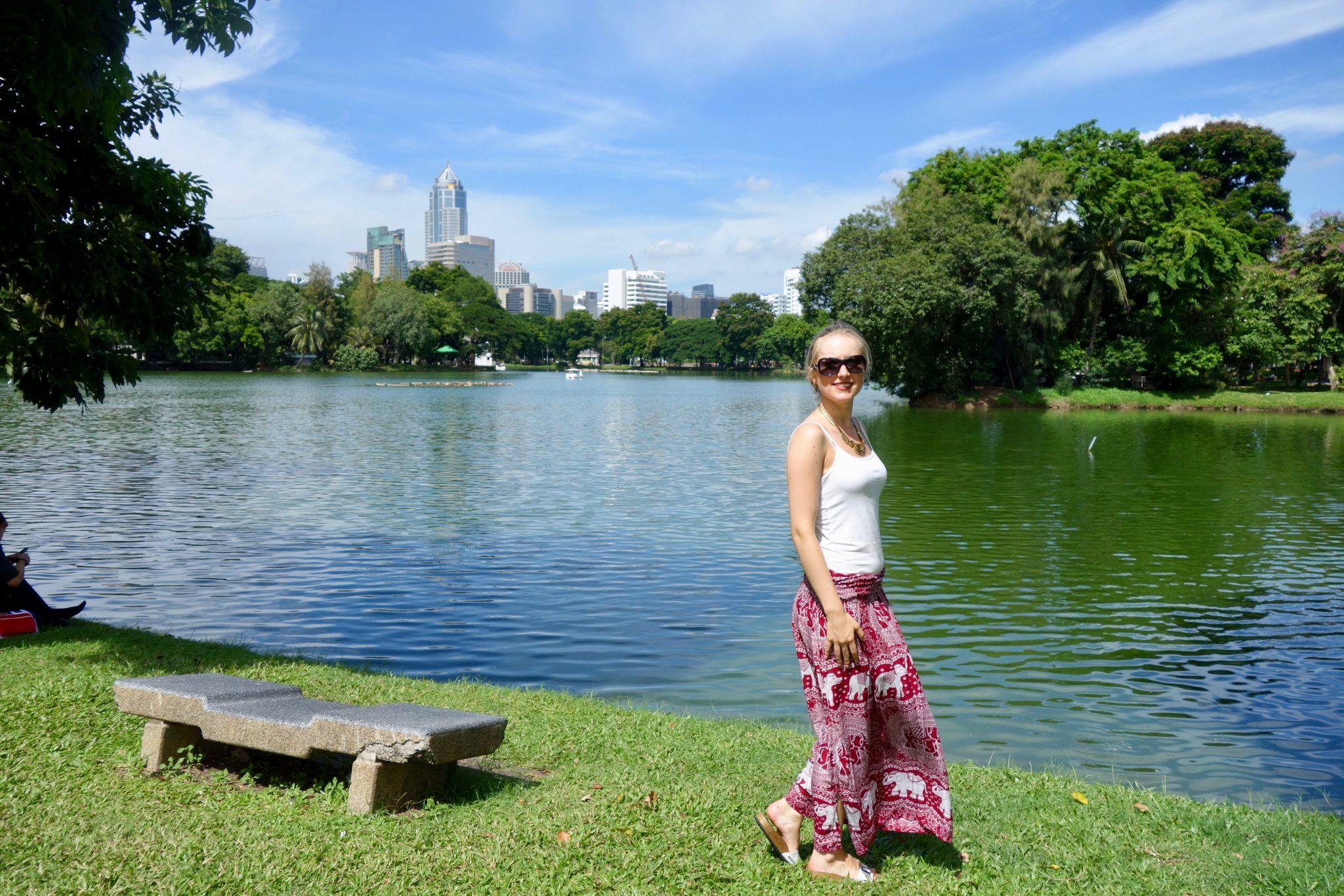 Thailand, Bangkok: Der Lumphini Park gilt als grüne Oase Bangkoks
