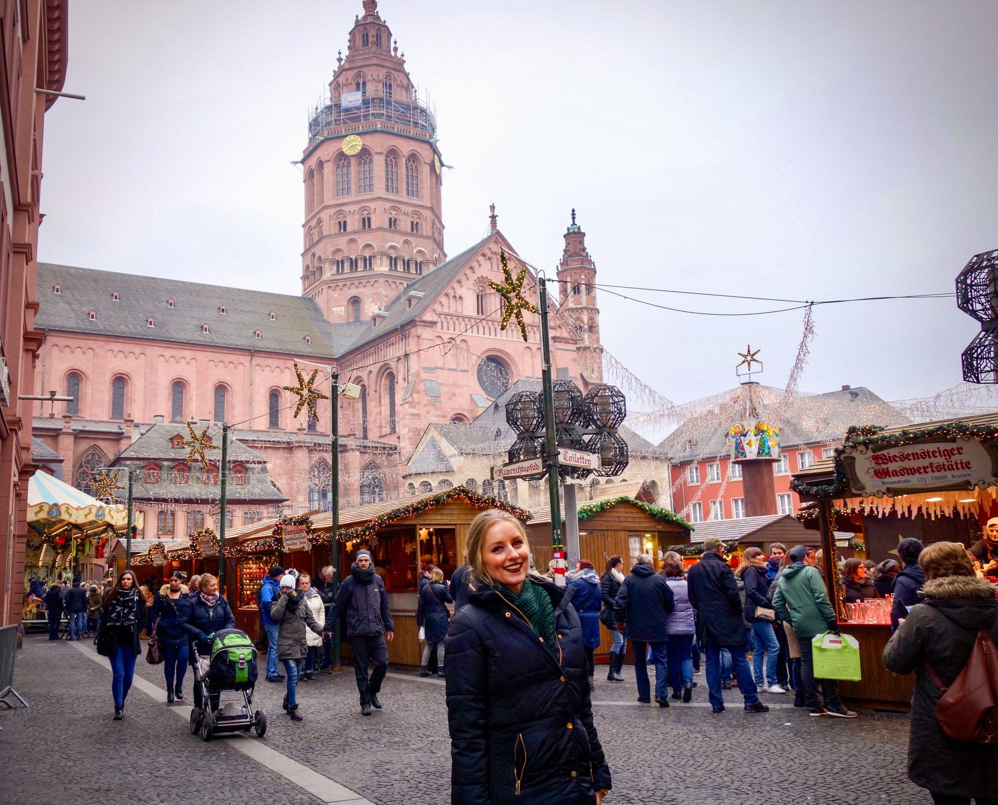 Mainzer Weihnachtsmarkt: Fast jedes Jahr bin ich dort und genieße es immer wieder.