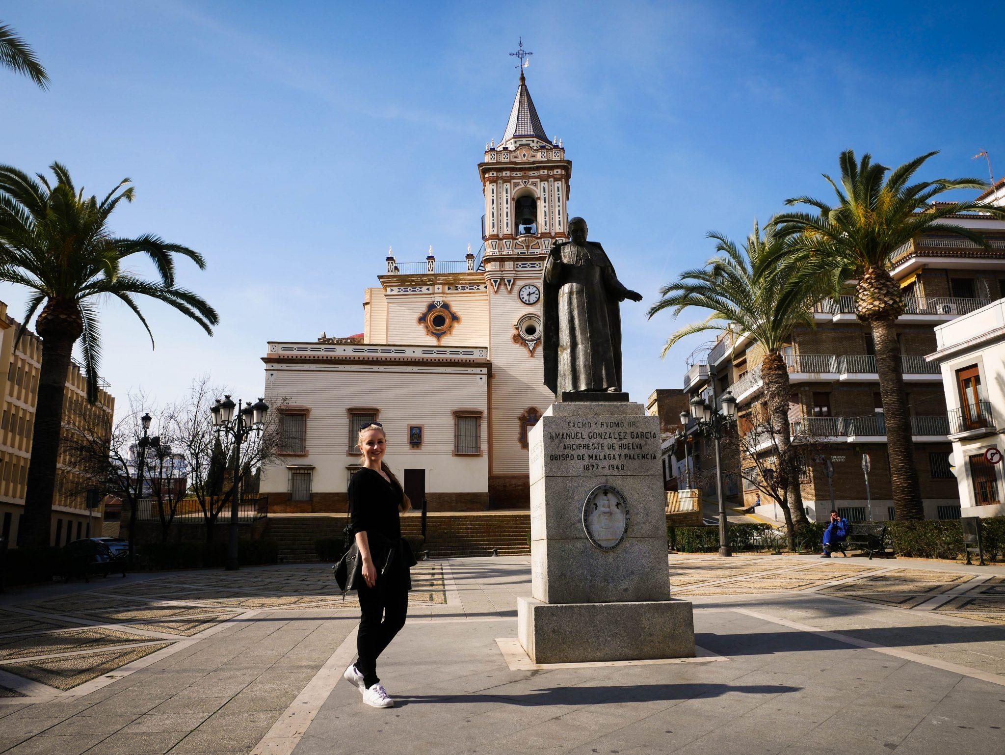 Huelva, Iglesia De San Pedro: Diese Kirche ist die älteste Kirche der Stadt!