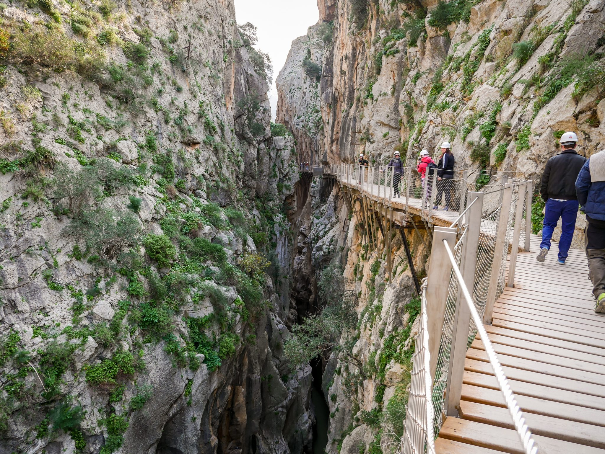 Caminito del Rey: Nichts für Menschen mit Höhenangst!