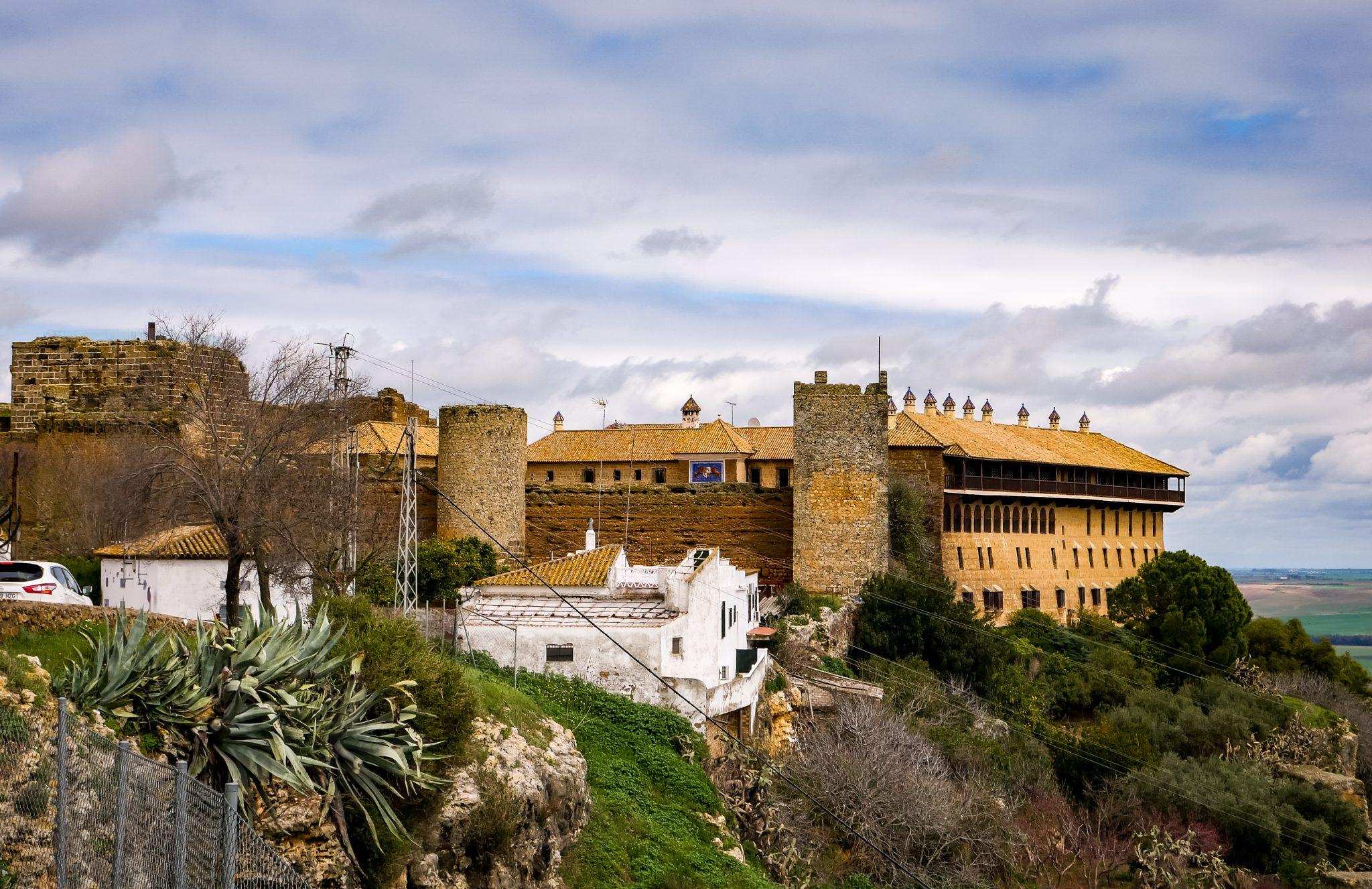 Das wohl bekannteste Hotel in Carmona: eine alte Festung!