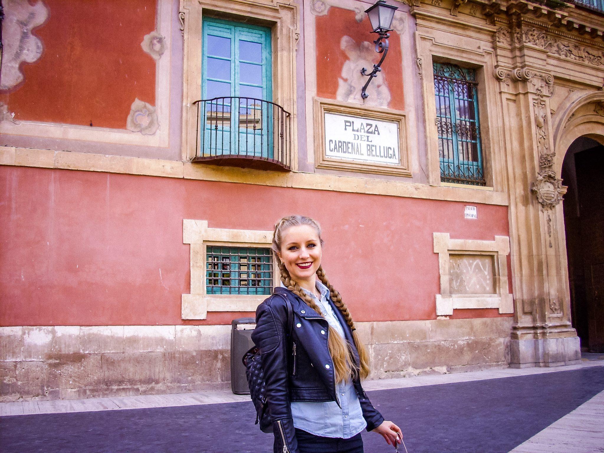 """Eines der """"besten"""" Gebäude des 18. Jahrhunderts: Der Palast von Murcia"""