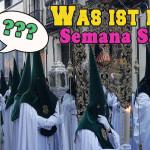 Semana Santa in Sevilla, Andalusien