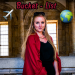 Finde deine persönlichen Ziele: Nessi's Travel Bucket List!