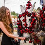 Ausnahmezustand in Sevilla, Andalusien: Feria de Abril