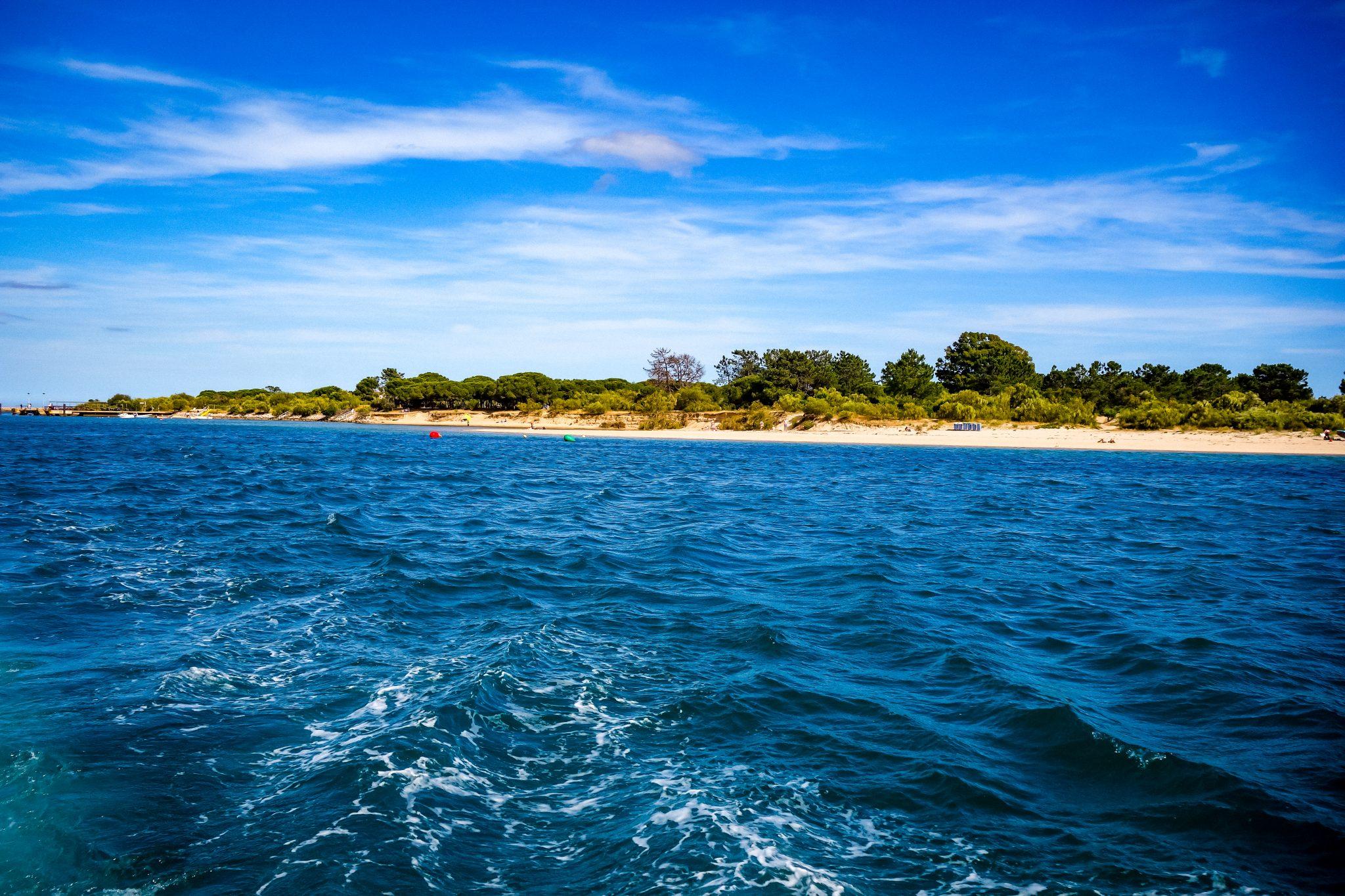 Tschüss Tavira Island, es war wirklich schön!