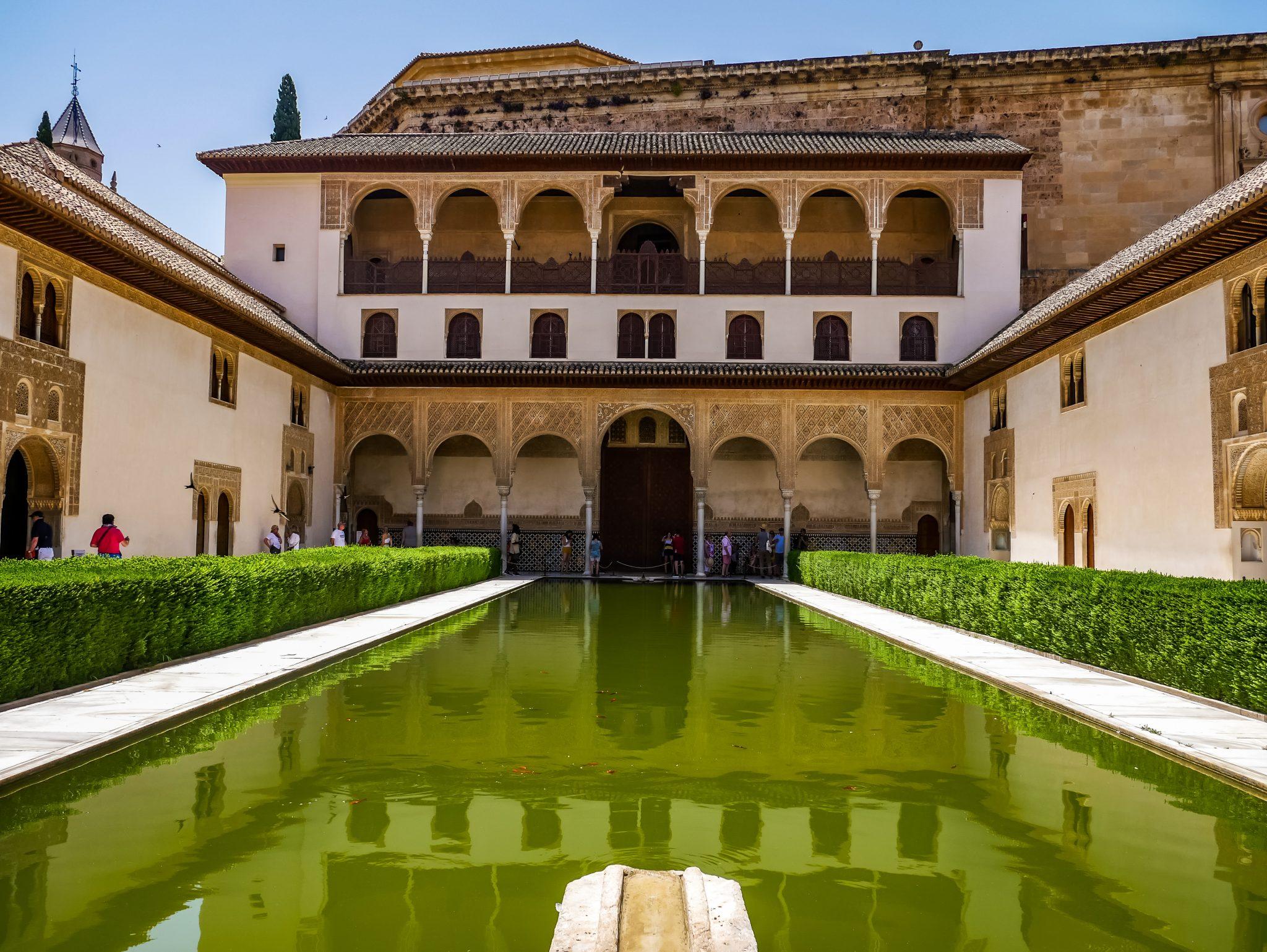 Der Palacio Nazaríes wird dein Highlight des Besuchs sein.