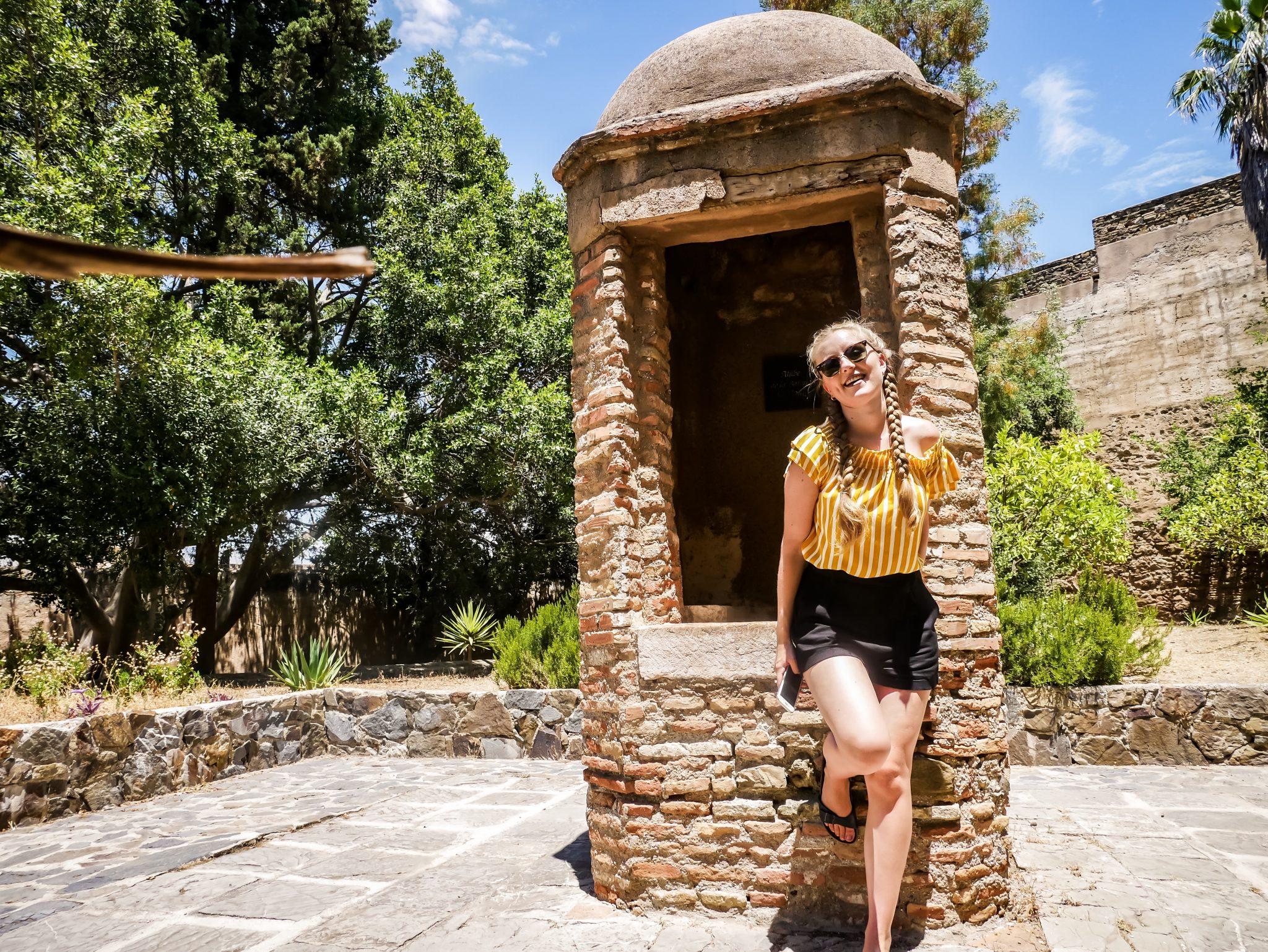 Vieles ist im Castillo de Gibralfaro erhalten geblieben.