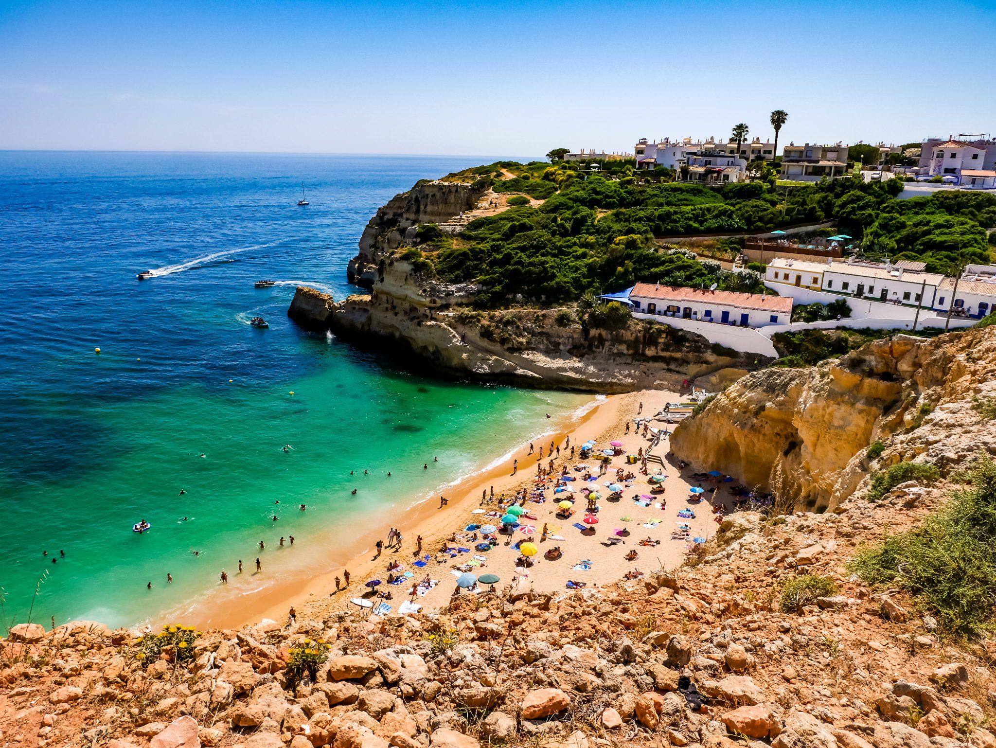 Praia de Benagil, Portugal