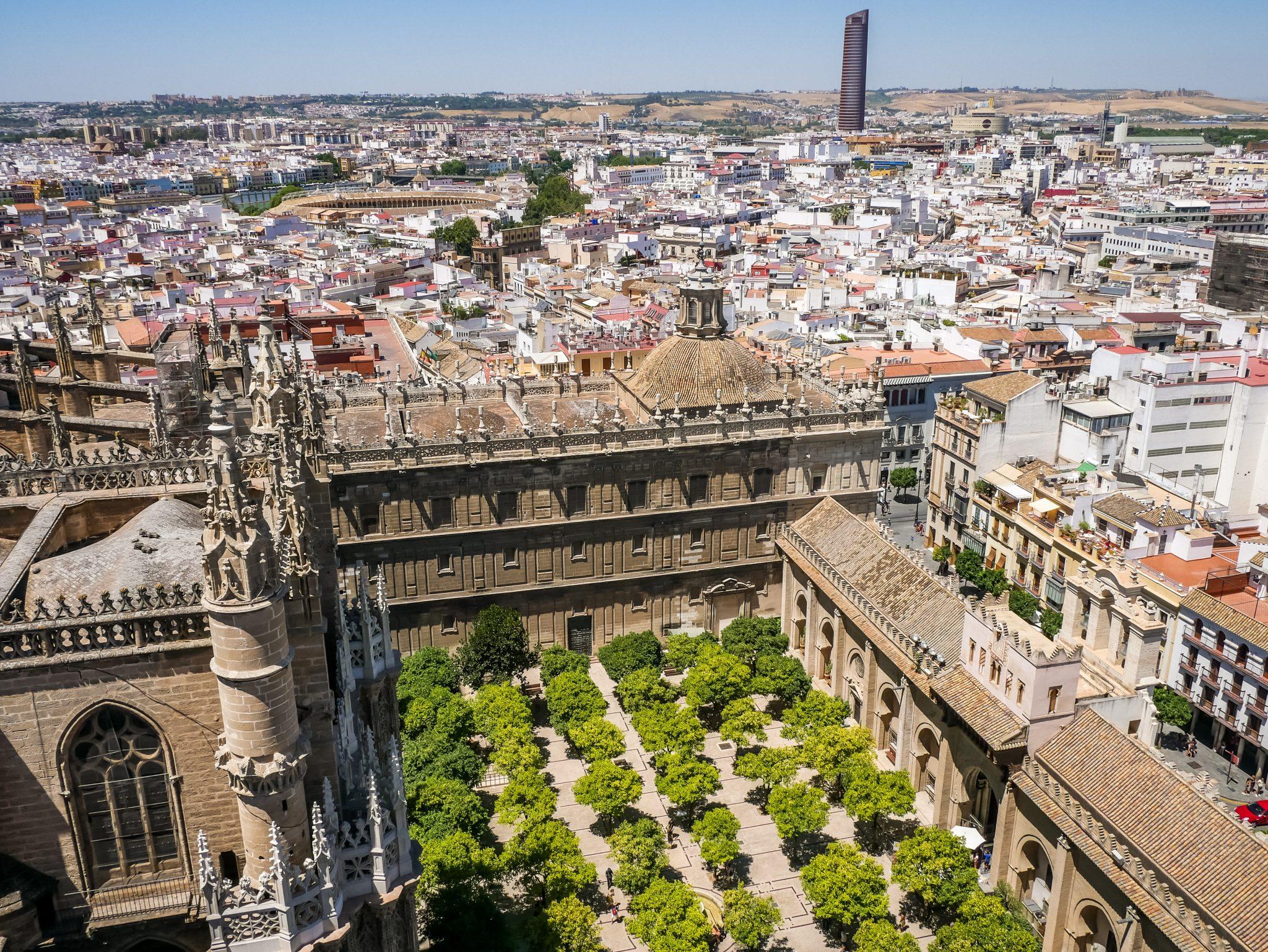 Dadurch, dass ich mein Auslandssemester in Sevilla absolviert habe, durfte ich in der Stadt 6 Monate verbringen und habe jeden einzelnen Tag sehr genossen!