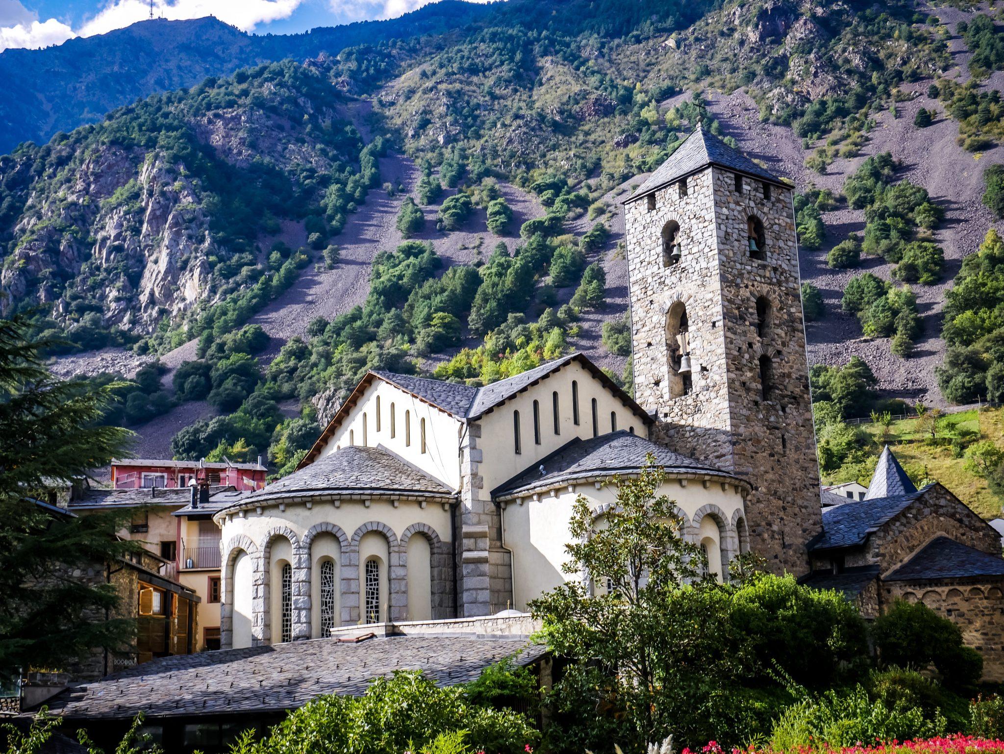 Andorra la Vella.