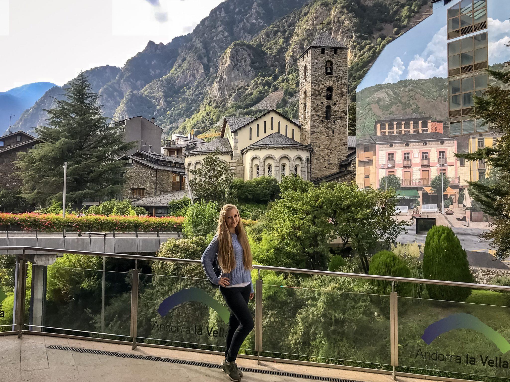 Die Hauptstadt des Landes ist Andorra la Vella.