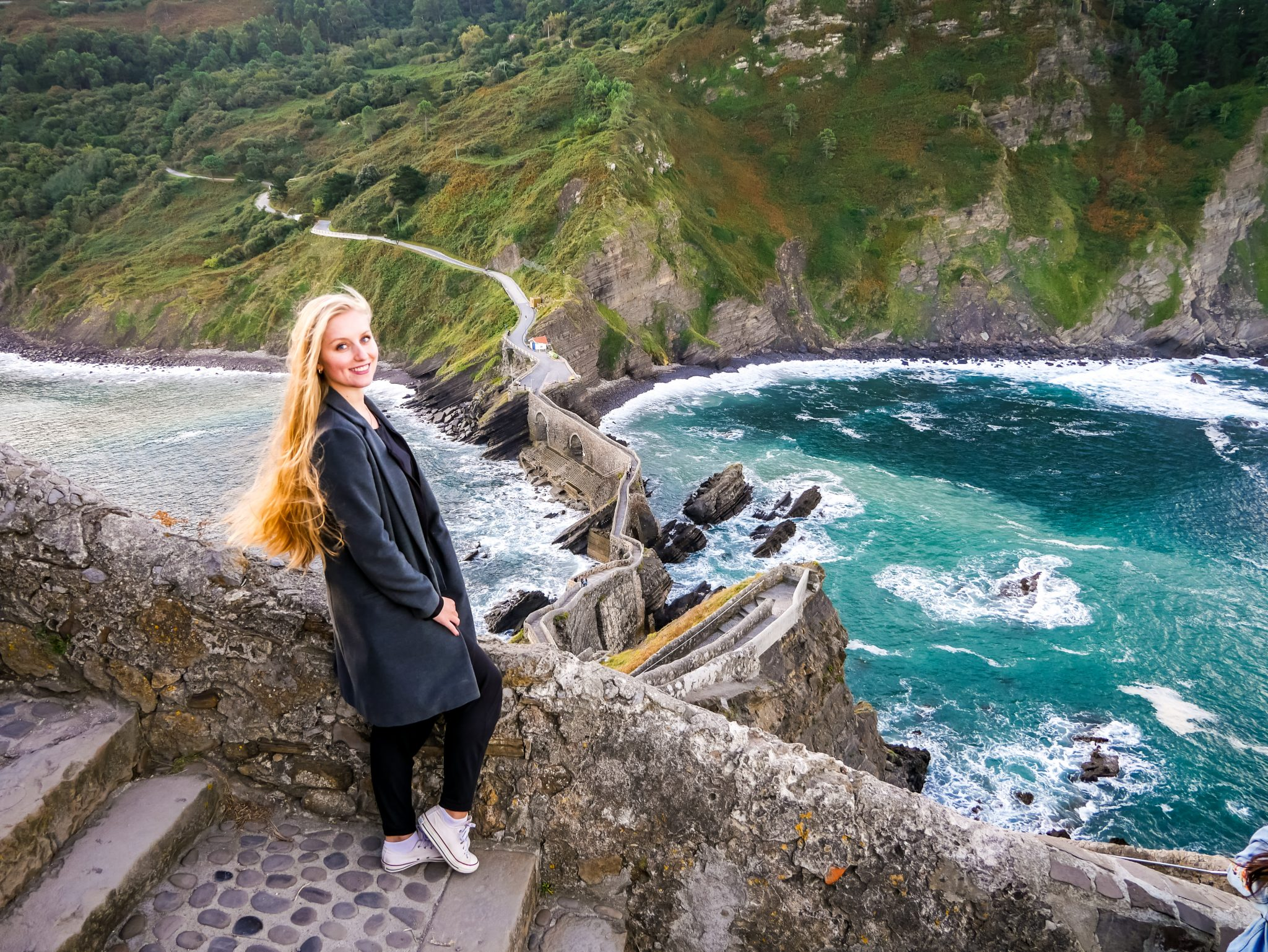 Winter is coming... Game of Thrones wurde in San Juan de Gaztelugatxe ebenfalls gedreht!