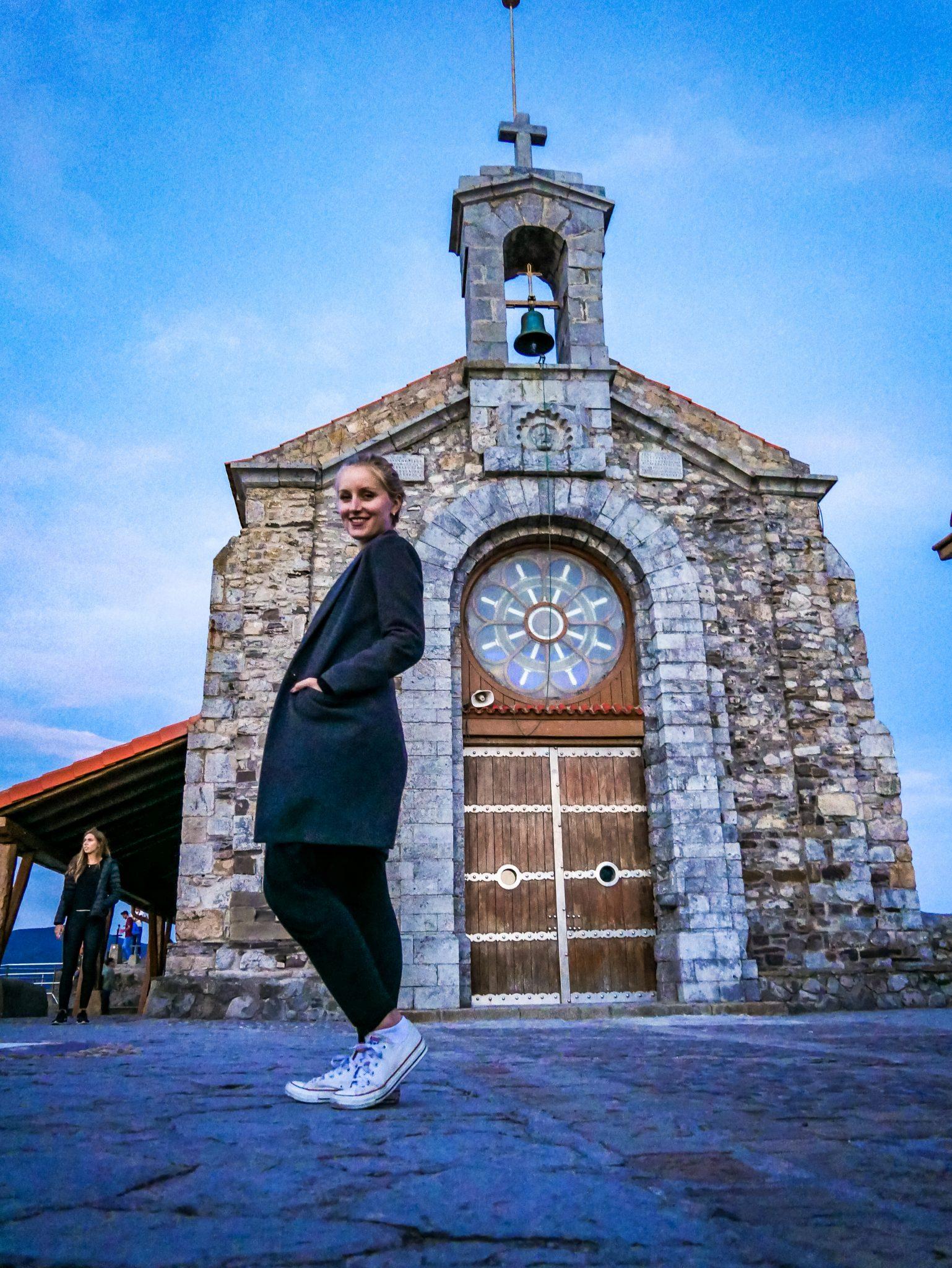San Juan de Gaztelugatxe ist ein wirklich magischer Ort. Läute drei Mal an der Glocke und wünsche dir dabei etwas - laut der Legende geht dein Wunsch in Erfüllung.