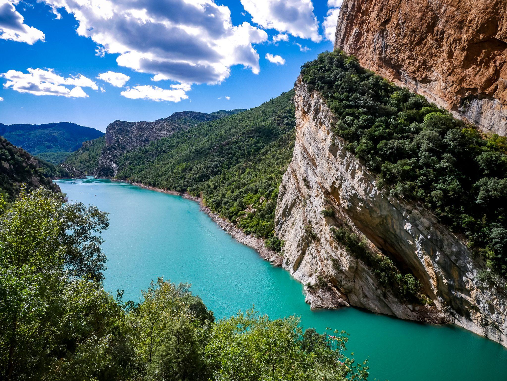Der Mont Rebei in Katalonien, Spanien ist ein einmaliges Naturerlebnis!