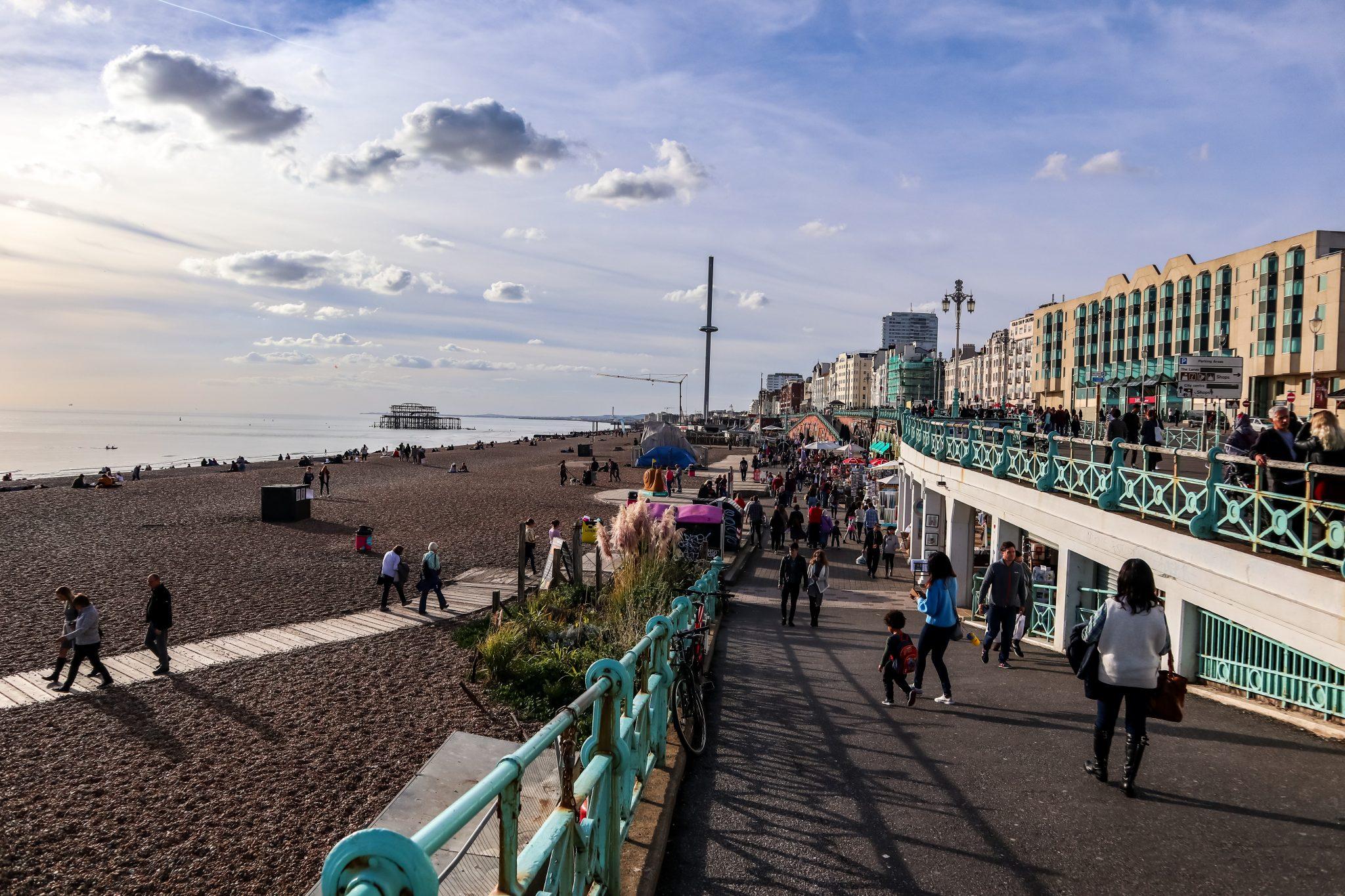 Wir hoffen, dass dir das Interview gefallen hat und du demnächst auch nach Brighton kommst, vielleicht für ein Praktikum?