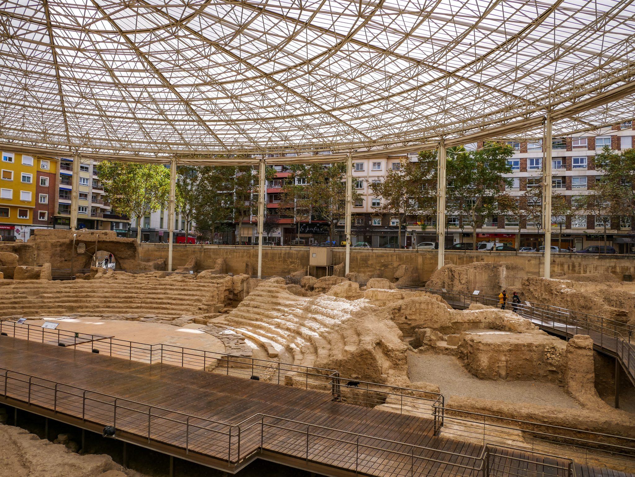 Die Stadtgeschichte von Saragossas reicht bis über 2000 Jahre zurück!
