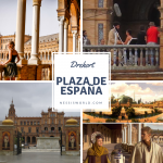 Plaza de España, Sevilla – Drehort für diverse Filme