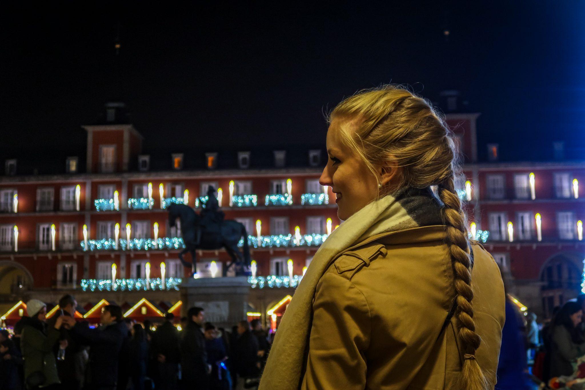 Einer der schönsten Weihnachtsmärkte, welche ich je besucht habe... Der Weihnachtsmarkt in Madrid