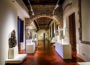 Museu de cultures del món / Weltkulturenmuseum (Adresse: Montcada, 12, Barcelona)