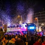 Cabalgata de Reyes Magos Barcelona – 6. Januar, Dreikönigstag
