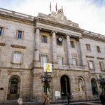 Bilderreihe Barcelona: Rathaus und Parlament de Catalunya