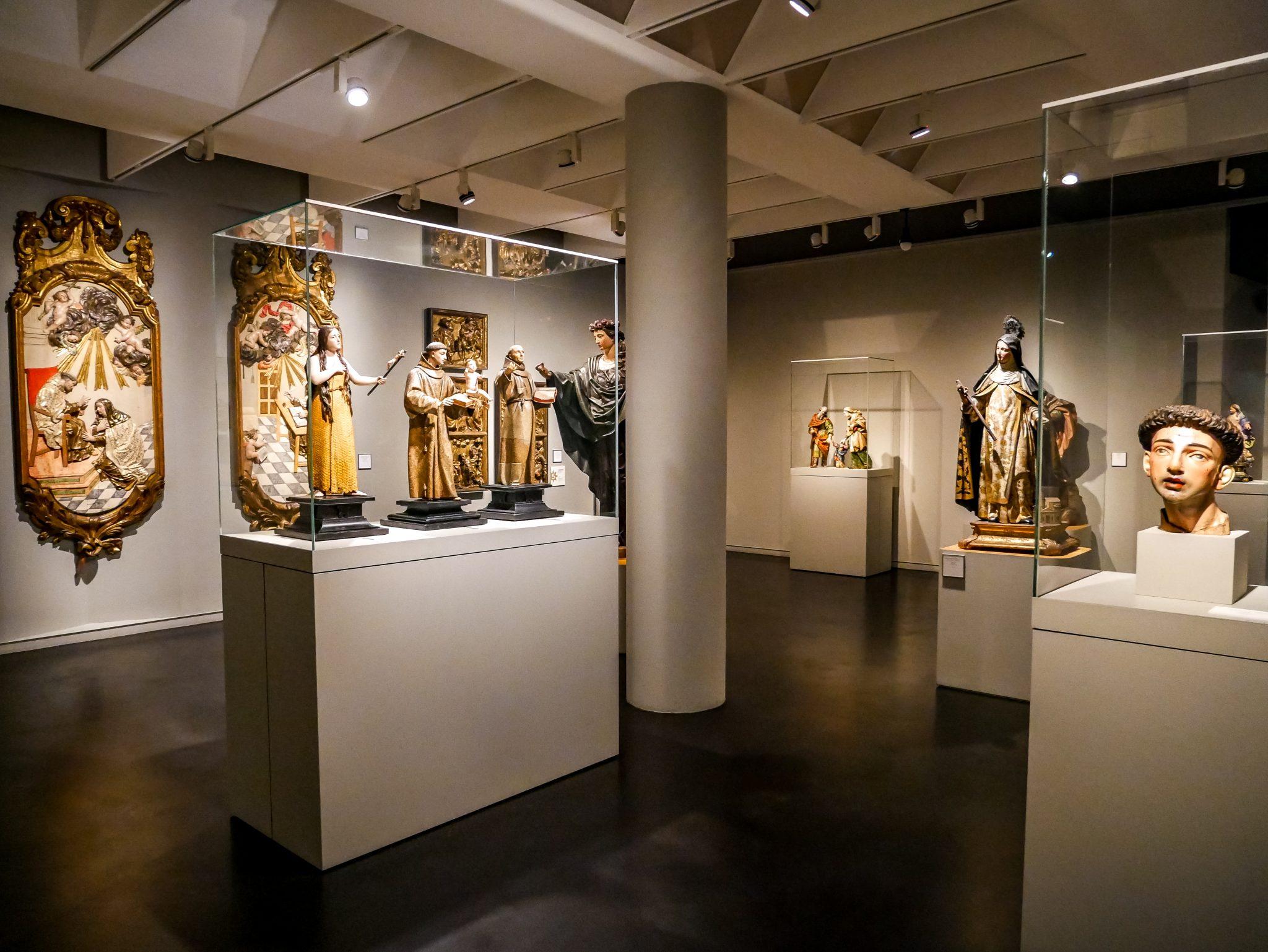 Museu Frederic Marès (MFM)(Adresse: Plaça de Sant lu, 5, Barcelona)