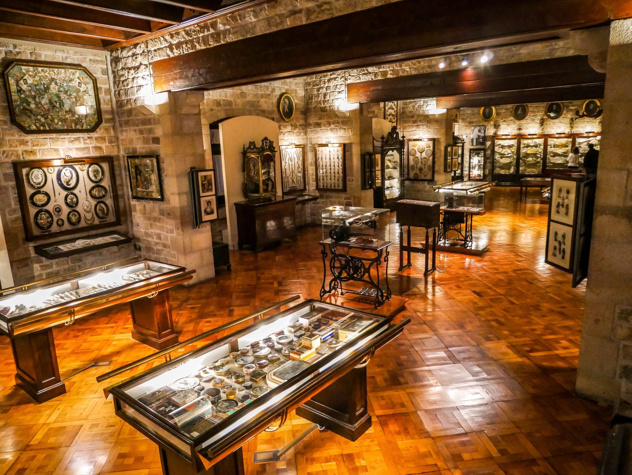 Was mich ein wenig gestört hat im Museu Frederic Marès (MFM) war, dass es sehr verwinkelt ist und man sehr leicht den Überblick verliert.
