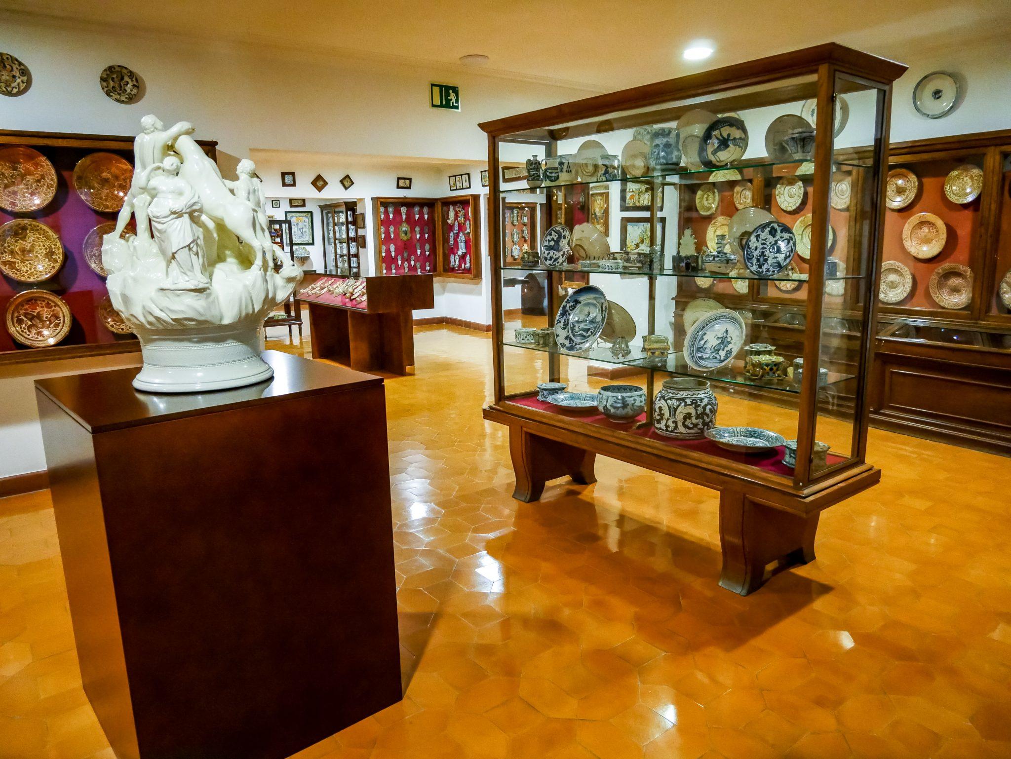 Sonntagsab 15 - 20 Uhr kann man das Museu Frederic Marès (MFM)kostenlos besichtigen.