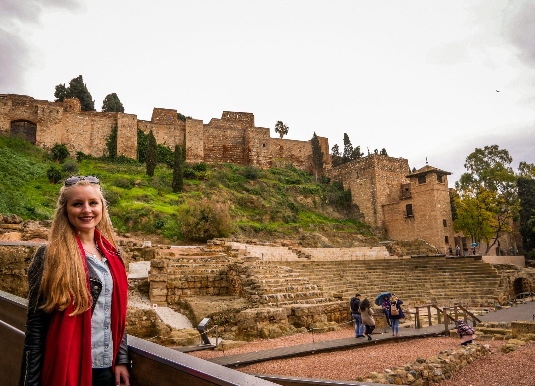 Das römische Theater ist höchstwahrscheinlich das älteste Bauwerk von Málaga.
