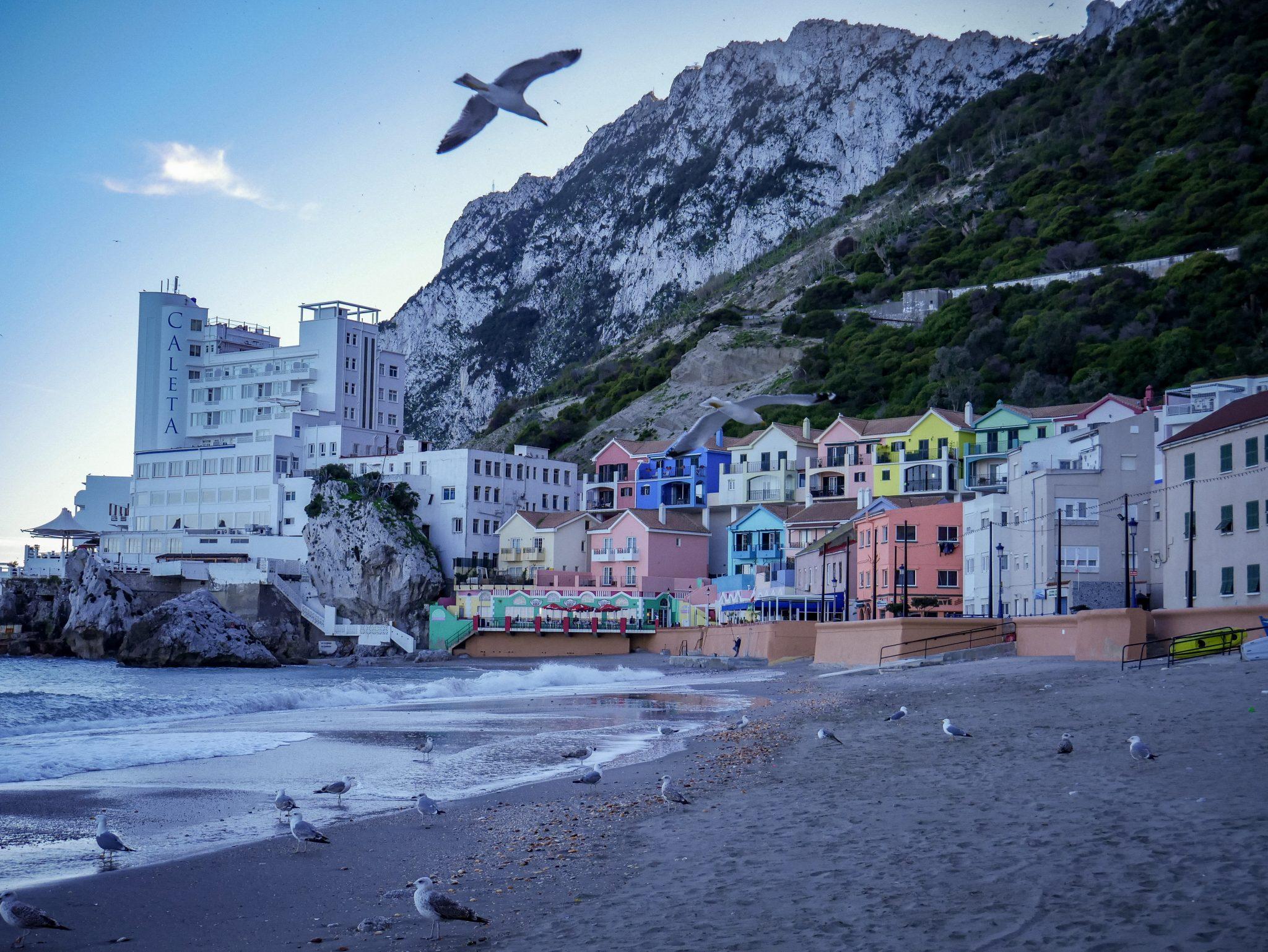Gönn dir auch mal eine Auszeit im Sommer am Strand in Gibraltar, einfach traumhaft in meinen Augen!