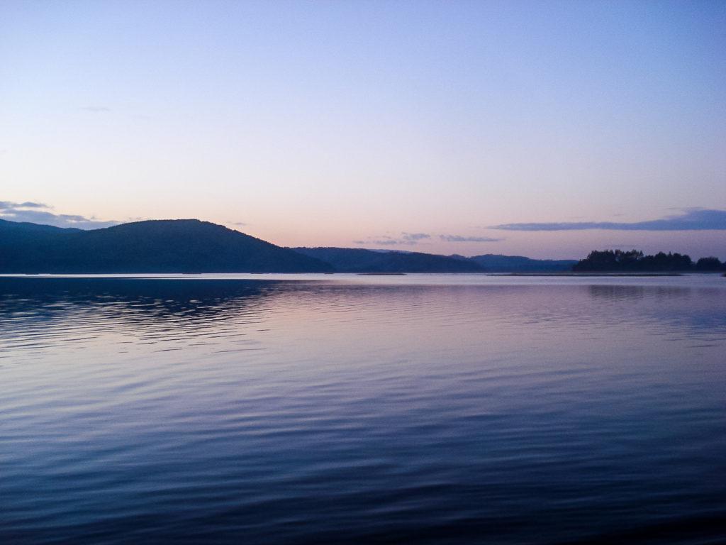 Die Bootsfahrt durch das Naturschutzgebiet hat mir sehr gut gefallen.