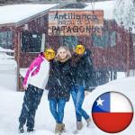Ski fahren im Juli?! Antillanca, Chile