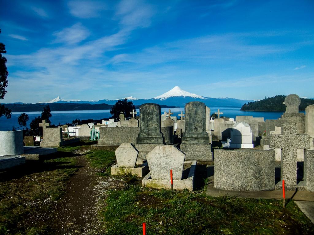Der Friedhof Von Puerto Octay ist wirklich sehenswert und herrlich friedlich.