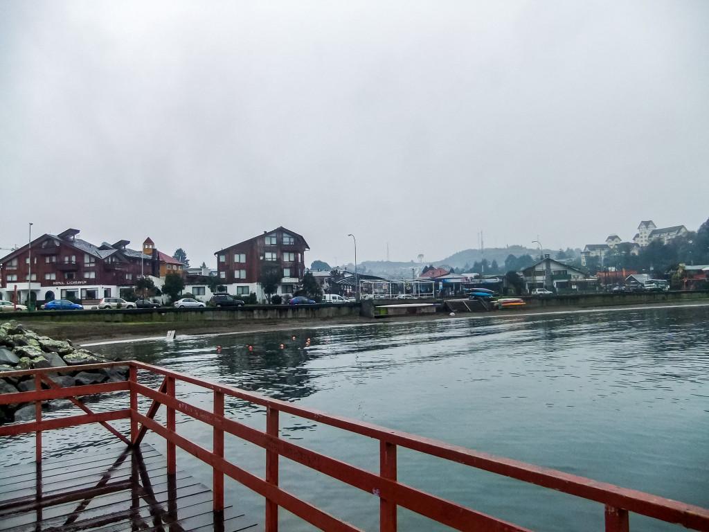 Puerto Varas liegt genauso wie Frutillar am zweitgrößten See Chiles, dem Lago Llanquihue.