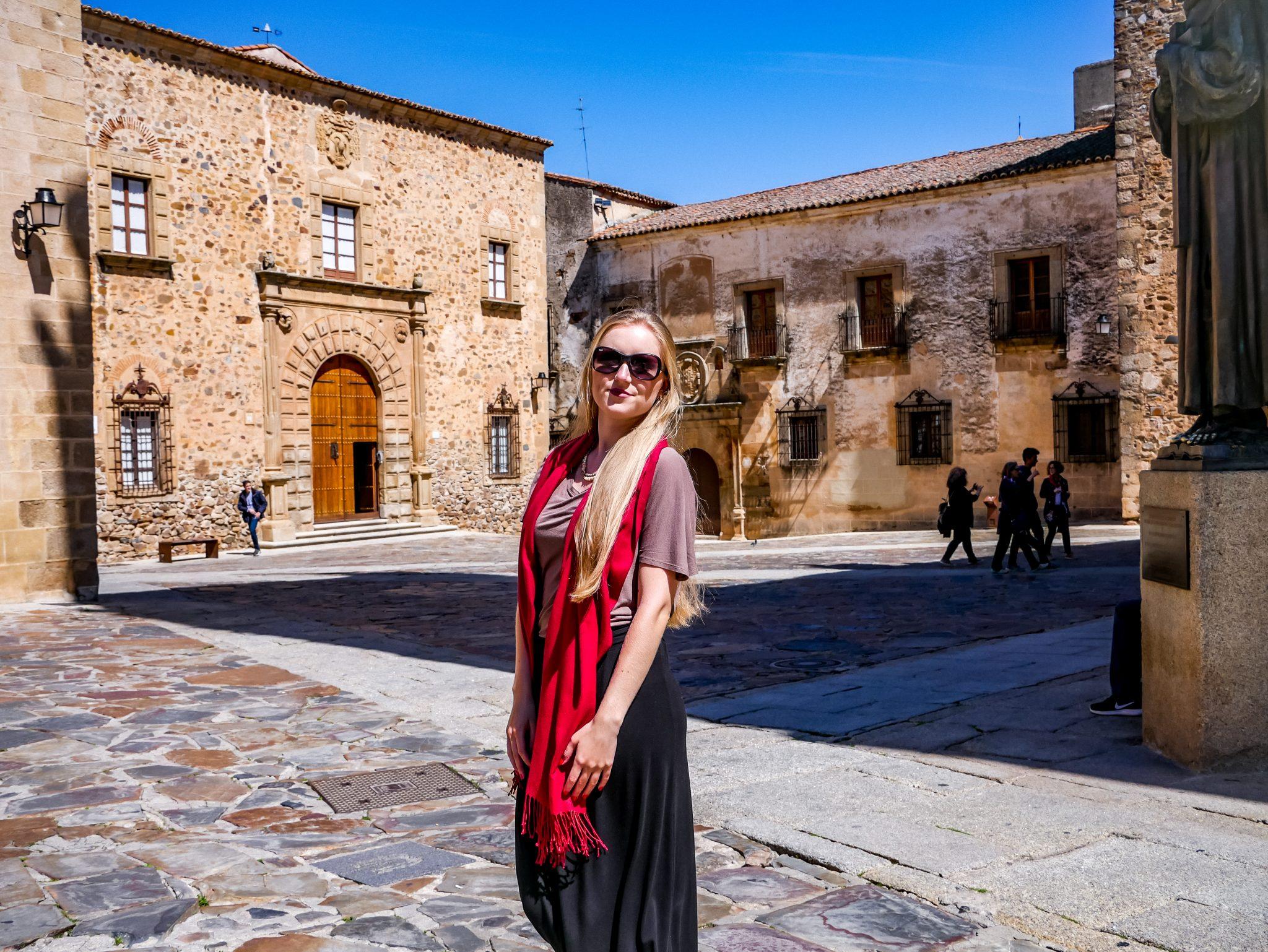 Die Altstadt von Cáceres wurde als Drehort für die 7. Staffel von Game of Thrones genutzt.