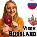 Russland Vorbereitungen – das Problem mit dem Visum