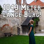 Weltweit längste Burg – Burg zu Burghausen