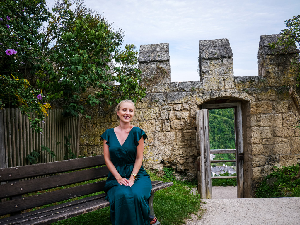 Direkt neben dem Hexenturm befindet sich ein weiterer Ein- und Ausgang zu der Stadt Burghausen.